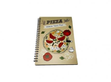 ANOTADOR RECETAS PIZZA