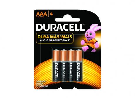 PILA DURACELL AAA PACK DE 4+2