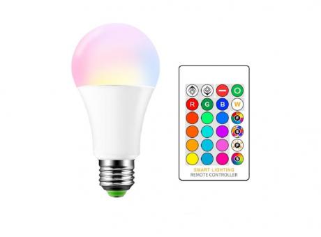 LAMPARA LED CON CONTROL-2IN1 K-64