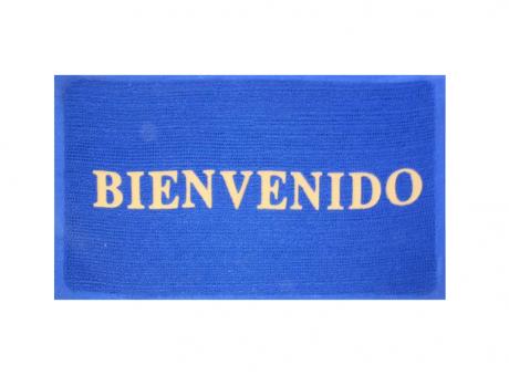 ALFOMBRA BIENVENIDO COLORES SURTIDOS NH30130