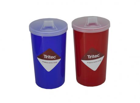 VASO PLAST. C/PICO INF. R.2973 TRITEC /2973 SW
