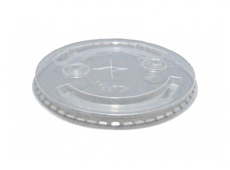TAPA PLAST. COPOBRAS 300ML C/ 50 TRANSPARENTE