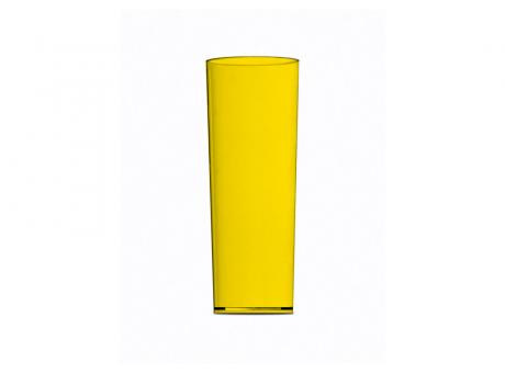 VASO PIC 360 LONG DRINK AMARILLO ORO GLASS