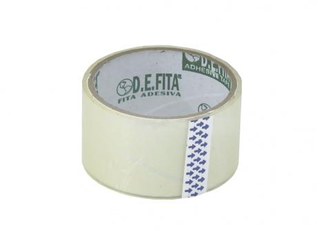 CINTAS DE FITA TRANSPARENTE 48X30 18MTS FLEC AZ