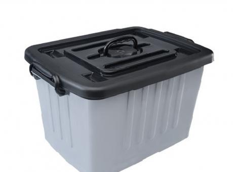ORGANIZADOR PLAST. N° 4 R.9347 GRIS PLASNEW