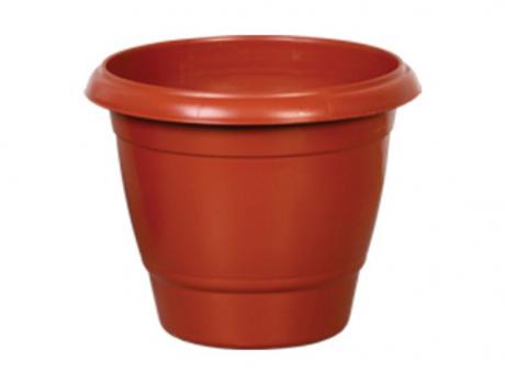 PLANTERA PLAST. RED. MARRON R.104 PLASNEW